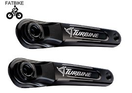Race Face Manivelles Turbine CINCH Fatbike 170 mm Noir 2019