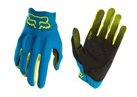 Fox Gants Attack D3O Teal 2017