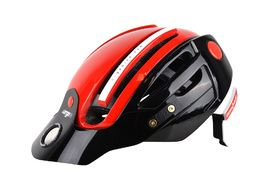 Urge Casque Endur-o-matic 2 Noir / Rouge 2018