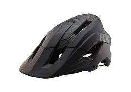 Fox Casque Metah Solid Noir Mat 2018