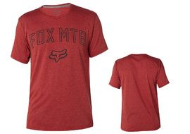 Fox Tee Shirt Passed Up manches courtes – Rouge 2018