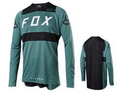 Fox Maillot Flexair manches longues - Vert