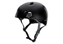 Fox Casque Bol Flight Sport Noir 2018