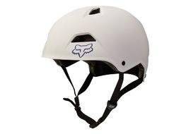 Fox Casque Bol Flight Sport Blanc 2018