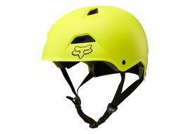 Fox Casque Bol Flight Sport Jaune 2018