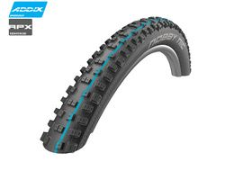 "Schwalbe Pneu Nobby Nic Tubeless Easy Apex 27,5"" - Addix Speedgrip 2019"