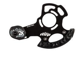 MRP Guide chaîne 2X Noir