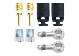 Jagwire Kit raccords durite Quick-Fit pour Formula Mega / R1 / RO / RX / The One / T1