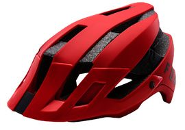 Fox Casque Flux Rouge 2018