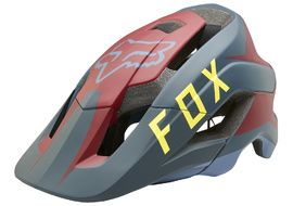 Fox Casque Metah Flow Bleu/Rouge 2018