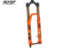 "Fox Racing Shox Fourche 36 Float 27.5"" Factory 180 mm - Grip2 - 15x110 Boost - Orange 2020"