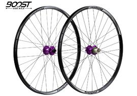 Hope Paire de roues Tech Enduro Pro 4 29'' Boost Violet 2019