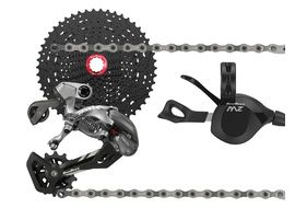 Sunrace Groupe 1x12 vitesses MX60 sans pédalier 2019