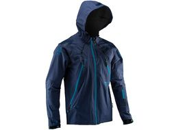 Leatt Veste DBX 5.0 All Mountain Bleu Marine 2019