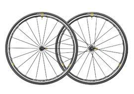 Mavic Paire de roues Ksyrium UST avec pneus Yksion Pro UST 700x25C 2019