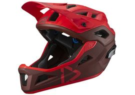 Leatt Casque DBX 3.0 Enduro Rouge 2019