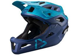 Leatt Casque DBX 3.0 Enduro Bleu 2019