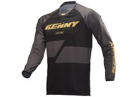 Kenny Maillot Defiant Noir / Or 2019