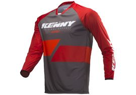 Kenny Maillot Defiant Rouge 2019