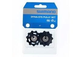 Shimano Galets de dérailleur 10 vitesses pour XT M773 / M781 / M786