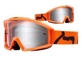 Fox Masque Main Race Orange 2019