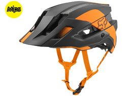 Fox Casque Flux MIPS Conduit Atomic Orange – Taille S/M 2019