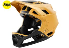 Fox Casque Proframe Matte Gold 2019
