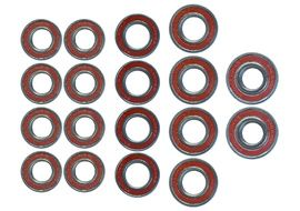 Enduro Bearings Kit roulements ABEC 3 Max pour Mondraker système Zero 10