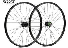 Hope Paire de roues Fortus 35 Noir 27,5'' Boost 2020