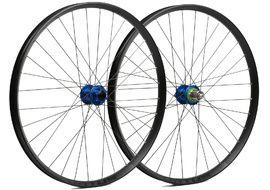 Hope Paire de roues Fortus 35 Bleu 27,5'' 2020