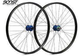 Hope Paire de roues Fortus 35 Bleu 27,5'' Boost 2020