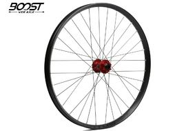 Hope Roue avant Fortus 35 Rouge 27,5'' Boost 2019