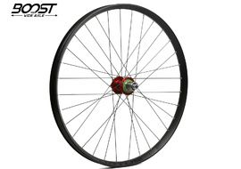 Hope Roue arrière Fortus 35 Rouge 27,5'' Boost 148 mm 2020
