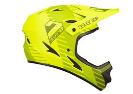 7 iDP Casque M1 TACTIC - Lime/Olive 2019