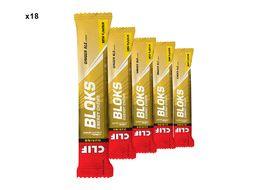 Clif Bar Boite de 18 x 6 blocs énergétiques goût Gingembre