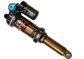 Fox Racing Shox Amortisseur Float DPX2 Factory Trunion - 205 x 62,5 mm 2019