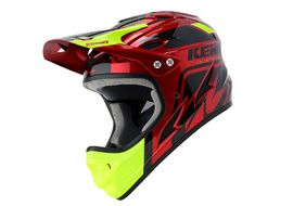 Kenny Casque Down Hill Candy Rouge 2020