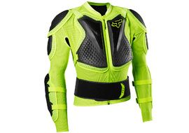 Fox Protection dorsale Titan Sport Jaune 2020
