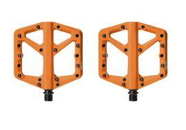 Crank Brothers Pédales Stamp 1 Orange 2020