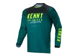 Kenny Maillot Factory Vert 2020