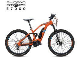 O2feel VTT électrique Karma FS +D10 27,5'' Orange - E7000 500Wh - Taille M 2020