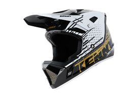 Kenny Casque Decade Blanc et Or 2020