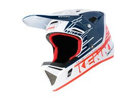 Kenny Casque Decade Patriot Bleu Blanc et Rouge 2020
