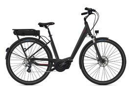 O2feel Vélo électrique VOG D9 Trekking Noir - E6100 400Wh 2020