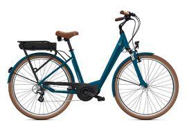 O2feel Vélo électrique VOG D8 Bleu - E5000 400Wh 2020