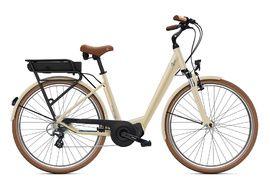 O2feel Vélo électrique VOG D8 Blanc - E5000 400WH 2020