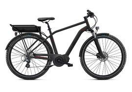 O2feel Vélo électrique  Vog Explorer Homme Noir - E5000 400 Wh 2020