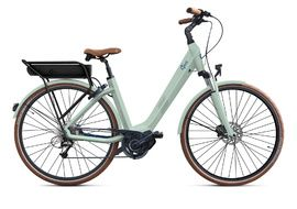 O2feel Vélo électrique Swan D8 Vert - E5000 400Wh 2020