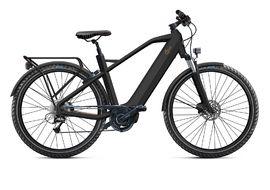 O2feel Vélo électrique Iswan Explorer Man Noir - E6100 432Wh 2020