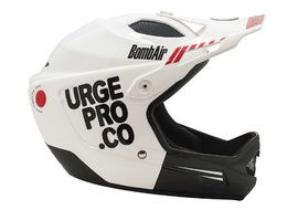 Urge Casque Bombair Blanc 2020
